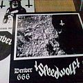 """Other Collectable - speedwolf denver 666 hell and back vinyl 7"""""""