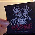 White Zombie Patch.