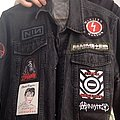 Battle Jacket Completed