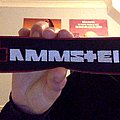 Rammstein Strip Patch