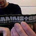 Rammstein Mutter Tour Patch