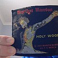 Marilyn Manson Holy Wood Patch