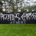 Massive Rotting Christ Fan Flag Other Collectable
