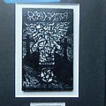 Satanas Tedeum Steel Printing Plate Other Collectable