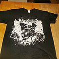 Adversarial - Death, Endless Nothing and the Black Knife of Nihilism Tshirt
