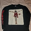 Deicide once upon the cross TShirt or Longsleeve