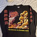 Morbid angel gateways to annihilation  TShirt or Longsleeve