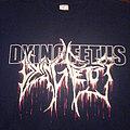 Dying Fetus- logo ,tour shirt