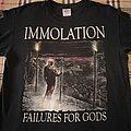 Immolation-Failures for Gods