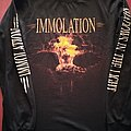 Immolation-Shadows in the Light