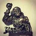 Vintage Megadeth Pin