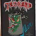 Tankard - Alien Patch 1990