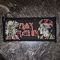 Iron Maiden - Patch - Iron Maiden - Woman in Uniform
