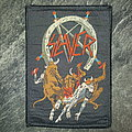 Slayer - Patch - Slayer - Hell Awaits