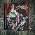 Tankard - Patch - Tankard - Fat ugly and Live (red version)