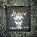 Venom - Patch - Venom - Black Metal