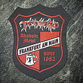 Tankard - Patch - Tankard - Frankfurt am Main