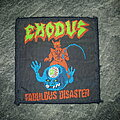 Exodus - Patch - Exodus - Fabulous Desaster for Corpsevore