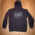 Sadus - Swallowed in Black hoodie Hooded Top