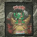 Tankard - B-Day Patch