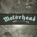Motörhead - Overkill Patch