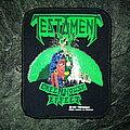 Testament - Patch - Testament - Greenhouse Effect