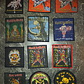 Iron Maiden - Patch - Iron Maiden collection