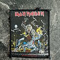 Iron Maiden - Patch - Iron Maiden - Hooks in You
