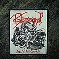 Blizzard - Patch - Blizzard - Rock n Roll Overkill