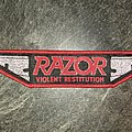 Razor - Violent Restitution Patch