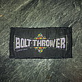 Bolt Thrower - Patch - Bolt Thrower Stripe