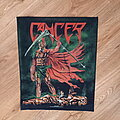 Cancer - Patch - Cancer - Death shall Rise