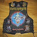 Iron Maiden - Battle Jacket - Iron Maiden, leather and studs