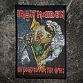 Iron Maiden - Patch - Iron Maiden - No Prayer for the Dying