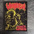 Whiplash - Patch - Whiplash - Power and Pain