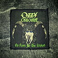 Ozzy Osbourne - Patch - Ozzy Osbourne - No Rest for the Wicked