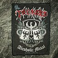 Tankard - Alcoholic Metal Patch