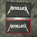 Metallica Patches for you