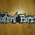 Violent Force - Patch - Violent Force Backshape