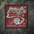 Metallica - Patch - Metallica - Creeping death