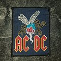 AC/DC + Fly on the Wall Patch