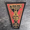 Asphyx - Patch - Asphyx - Embrace the Death
