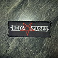 Holy Moses - Patch - Holy Moses stripe