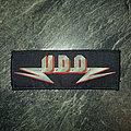 U.D.O. - Patch - U.D.O. Stripe