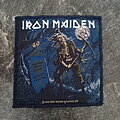 Iron Maiden - Patch - iron Maiden - Benjamin Breeg