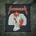 Metallica - Patch - Metallica - Alcoholica