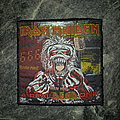 Iron Maiden - Patch - Iron Maiden - A Real Dead One