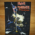 Iron Maiden - Patch - Iron Maiden - Beast on the Road Backpatch