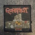 Gorefest - Patch - Gorefest - False