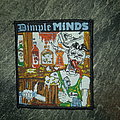 Dimple Minds - Patch - Dimple Minds - Durstige Männer